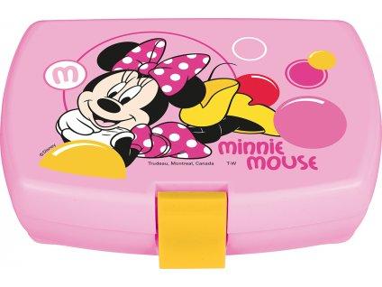 Svačinový box Minnie Junior 16 x 11 cm DISNEY