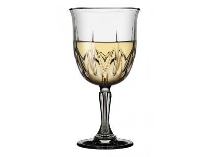 Sada 6 sklenic na víno Karat 270 ml PASABAHCE