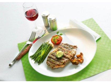 Mělký talíř Steak 30 x 26 cm (06471) LUMINARC
