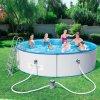 Nadzemní bazén Hydrium Splasher 360 x 90 cm 8648 l 4v1 BESTWAY