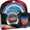 Sada dětského nádobí Cars Polly 3-díly DISNEY