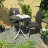 Souprava zahradního nábytku z technorattanu Chelsea Brown KETER