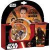 Sada dětského nádobí Star Wars Epizoda VII 3-díly DISNEY