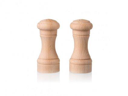 792 drevena slanka a peprenka 10 cm