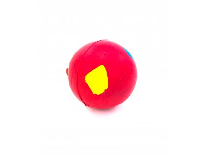 134057 gumovy micek cerveny 7 cm