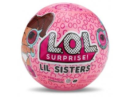 L.O.L. Surprise Panenka (Barva Žlutá)