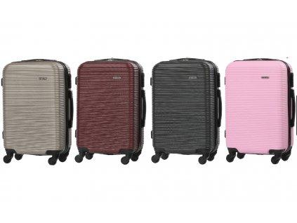 Cestovní kufry sada S a M