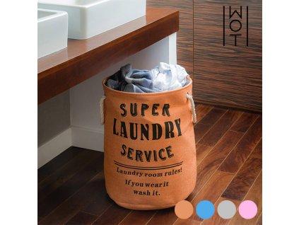 Vrece na Špinavú Bielizeň Super Laundry Service Wagon Trend