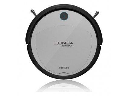 Robotický vysávač Cecotec Conga 899 Slim 300 ml 70 dB 1000 Pa Čierna Striebristý