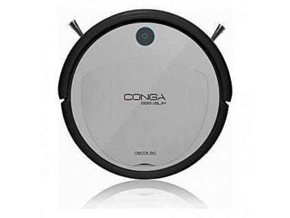 Robotický vysávač Cecotec Conga 899 Slim Wet 300 ml 70 dB Čierna Striebristý