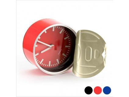 Stolové hodiny s magnetom (Ø 8,8 cm) 143457