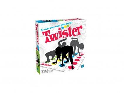 Twister - spoločenská hra