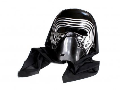 Karnevalová maska - Star Wars (Kylo Ren)