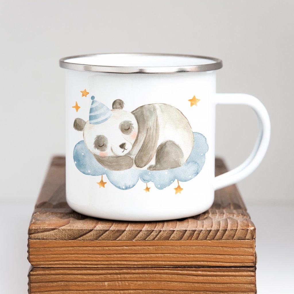panda modra
