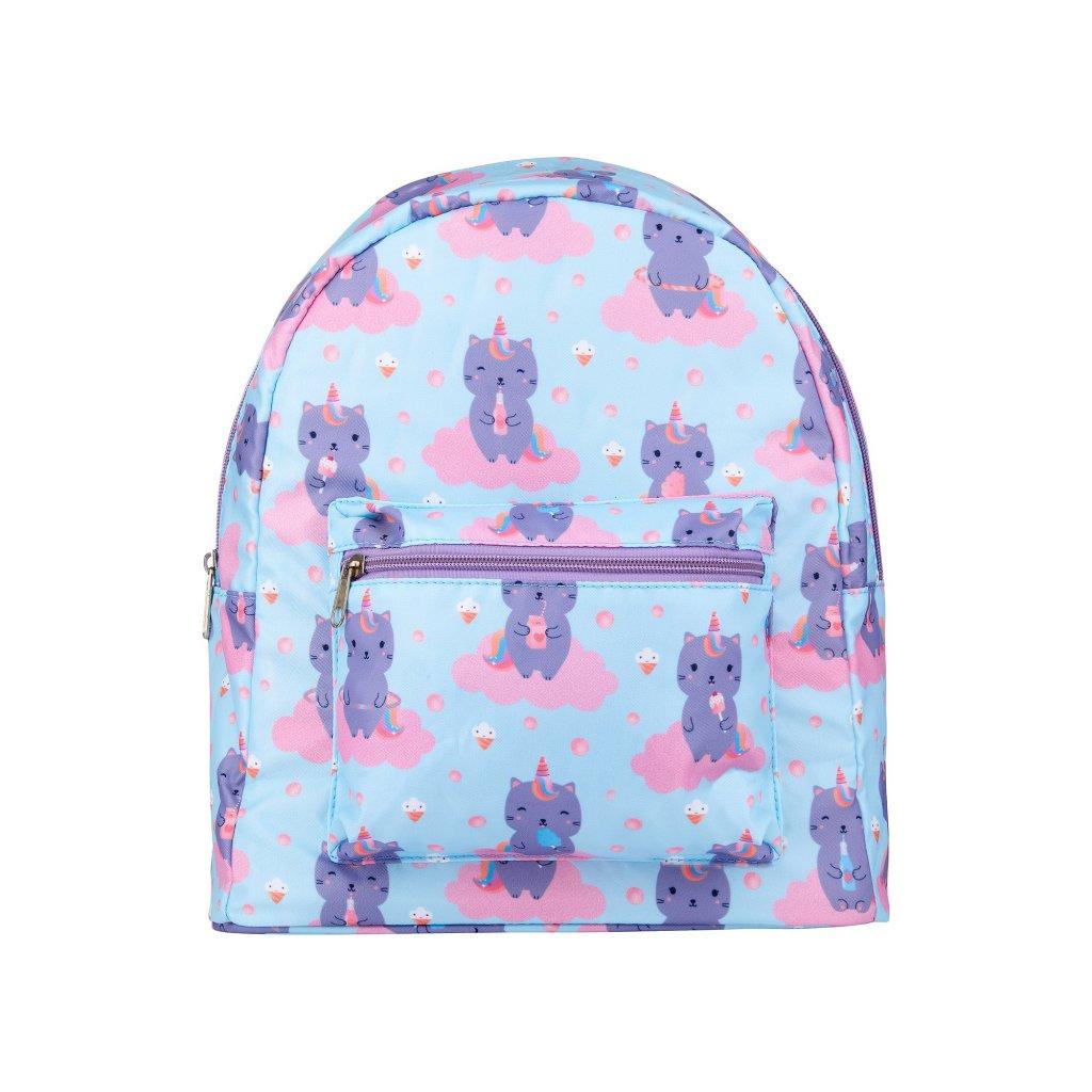BAG003 A Caticorn Backpack