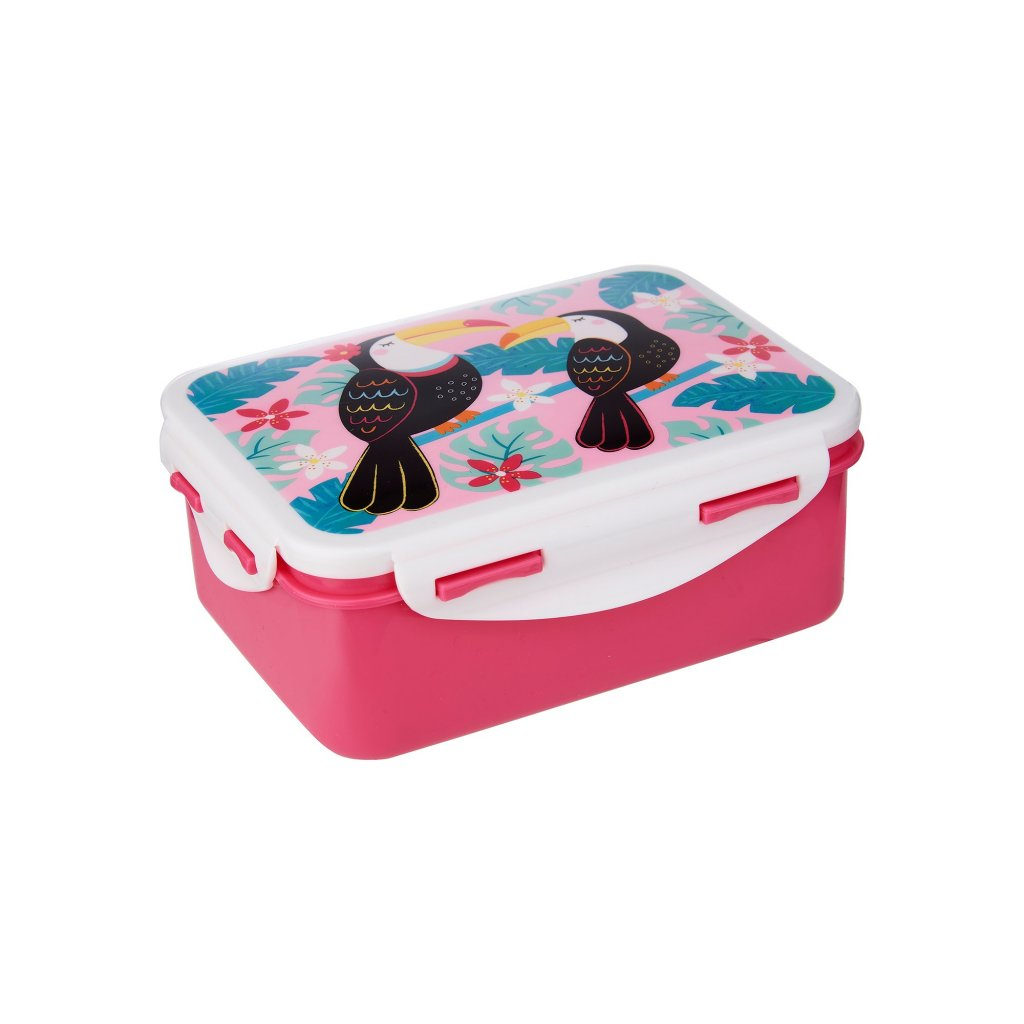 MAXI047 A Toucan Lunch Box