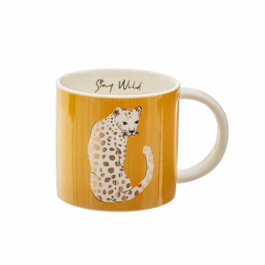 4910 4 gdc002 a leopard love stay wild mug front