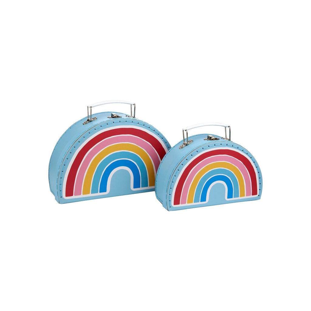 GIF093 A Chasing Rainbows Suitcases