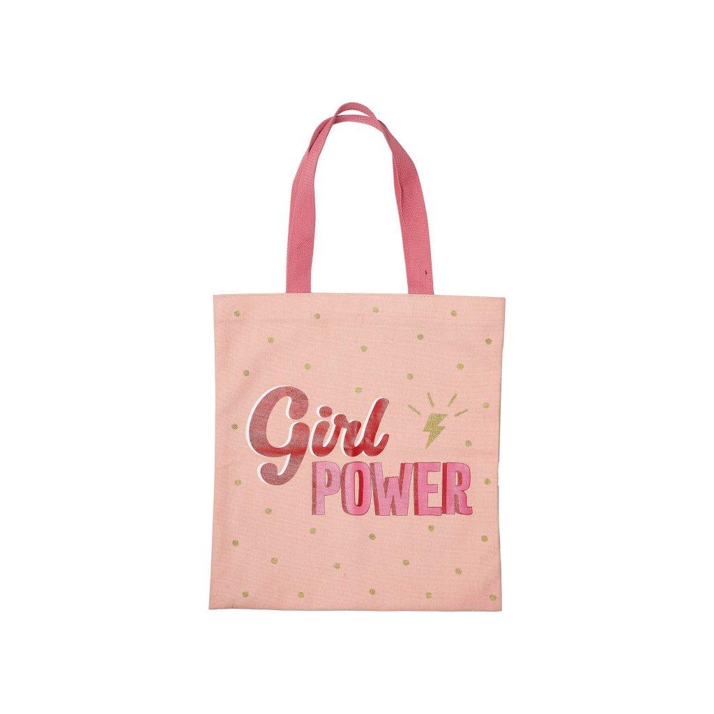 EVA067 A Girl Power Tote Bag