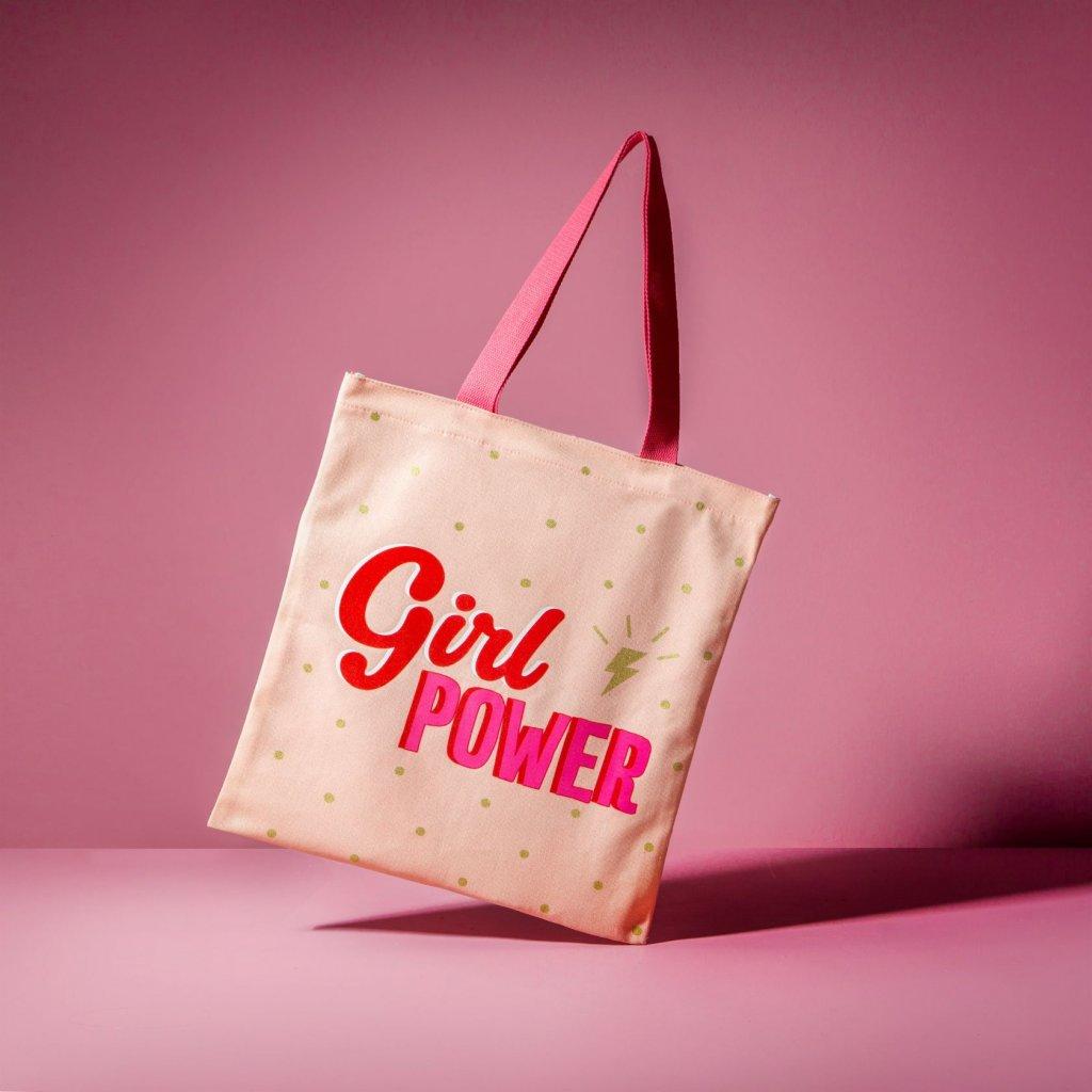 4970 2 eva067 b girl power tote bag lifestyle