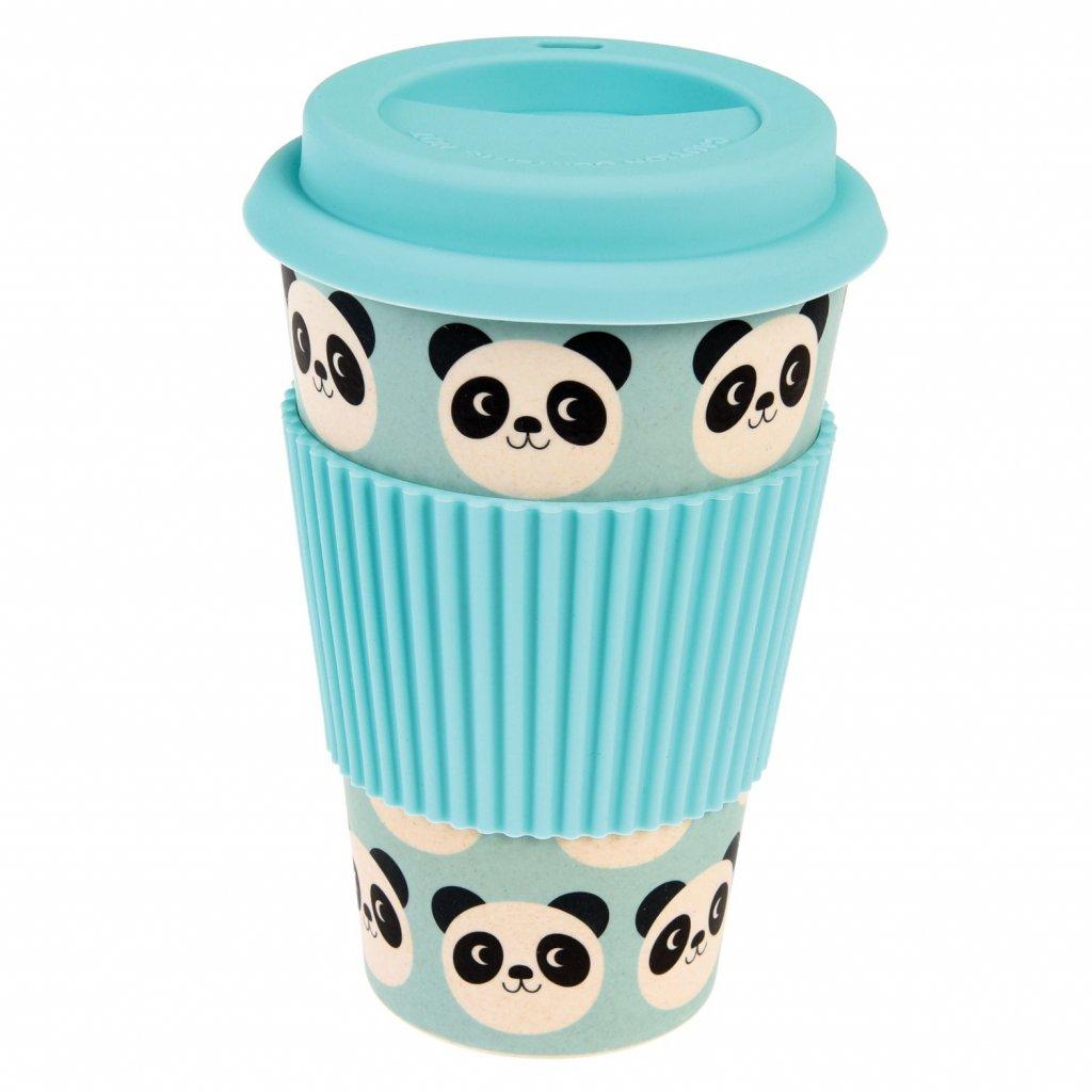 5201 2 5201 1 bambusovy znovu pouzitelny cestovni hrnek na kavu s pandou miko the panda 400ml
