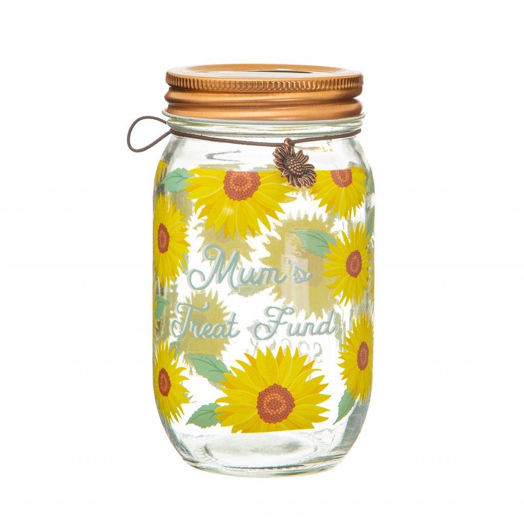 5615 1 tru003 a sunflower mum money jar