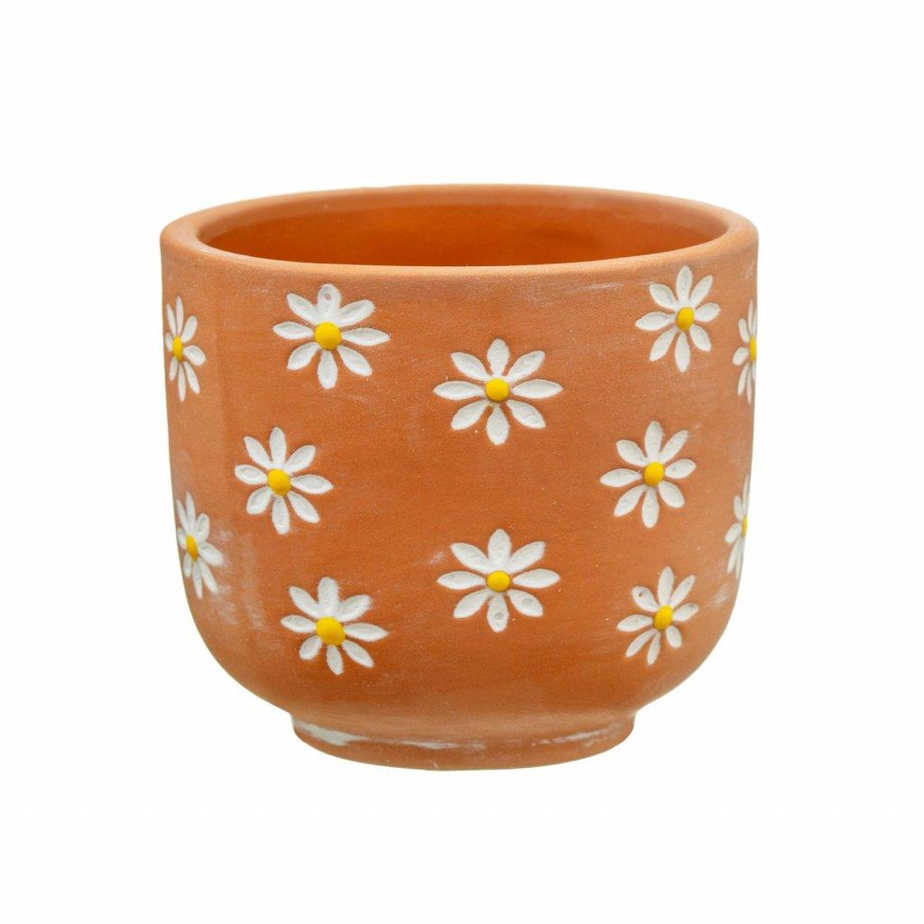 5654 1 ten023 mini mum terracotta planter a