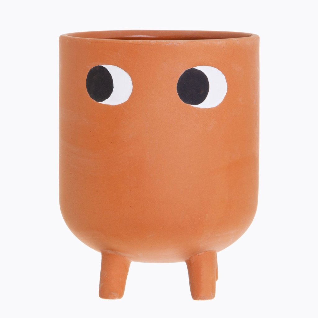 5675 3 ten022 a big leggy terracotta planter