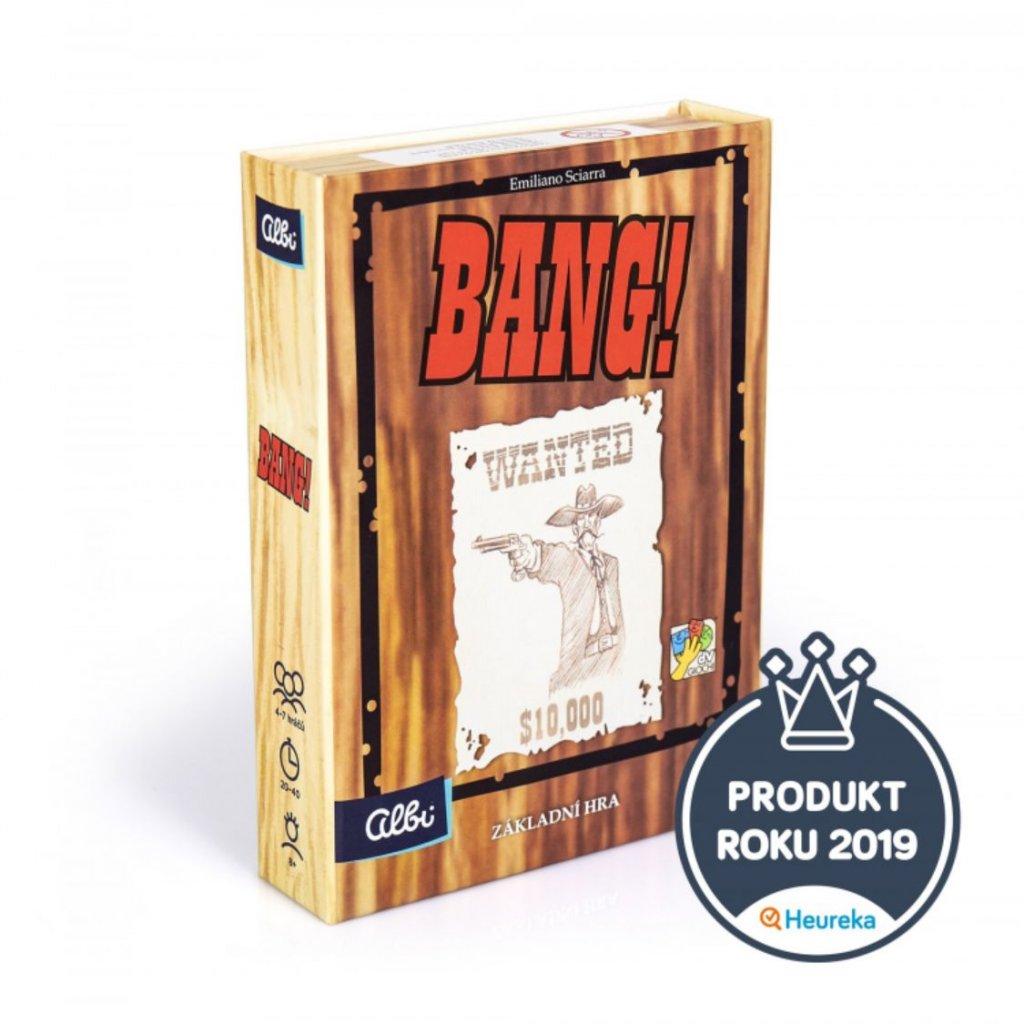 Bang! - Karetní hra