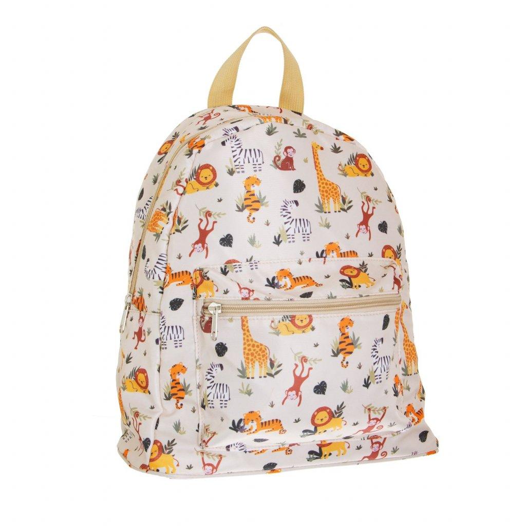 6566 bag004 savannah safari backpack front