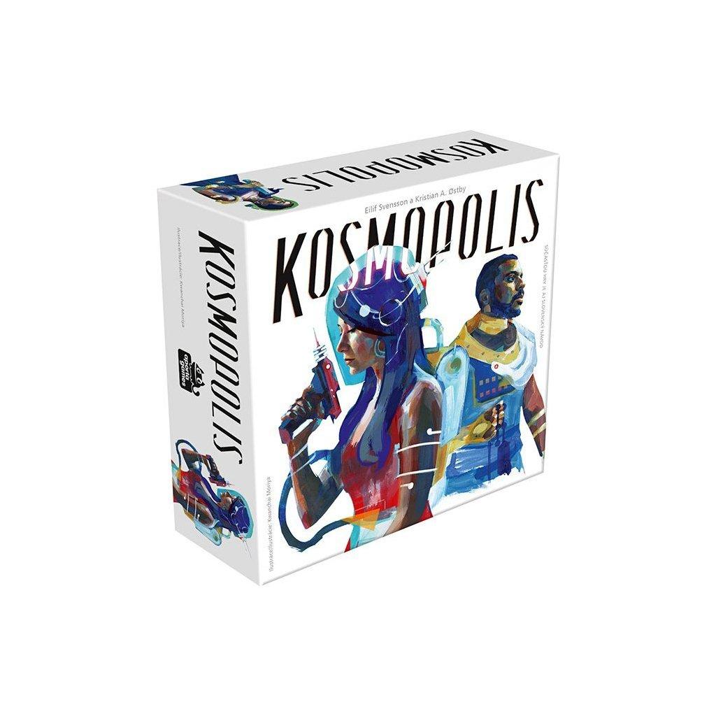 KOSMOPOLIS 1