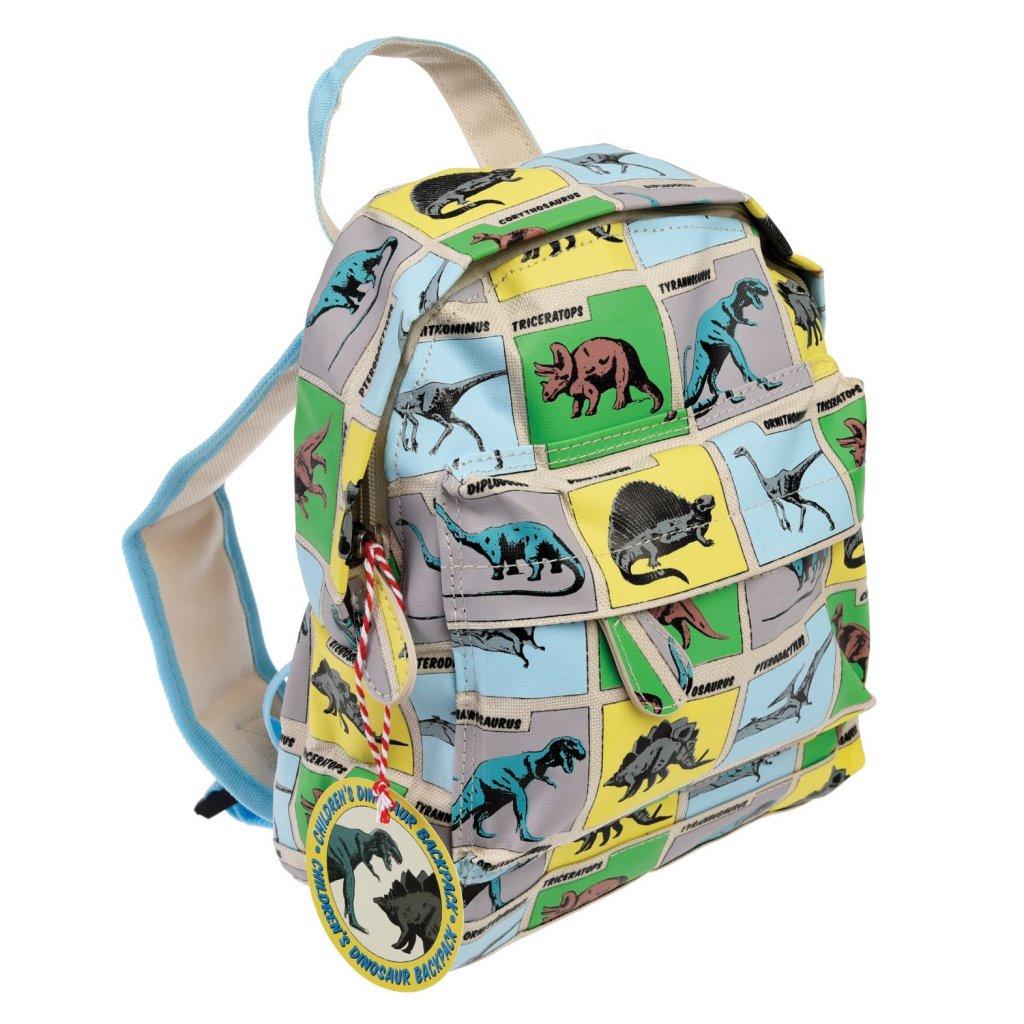 Dětský batoh s motivy dinosaurů Prehistoric Land