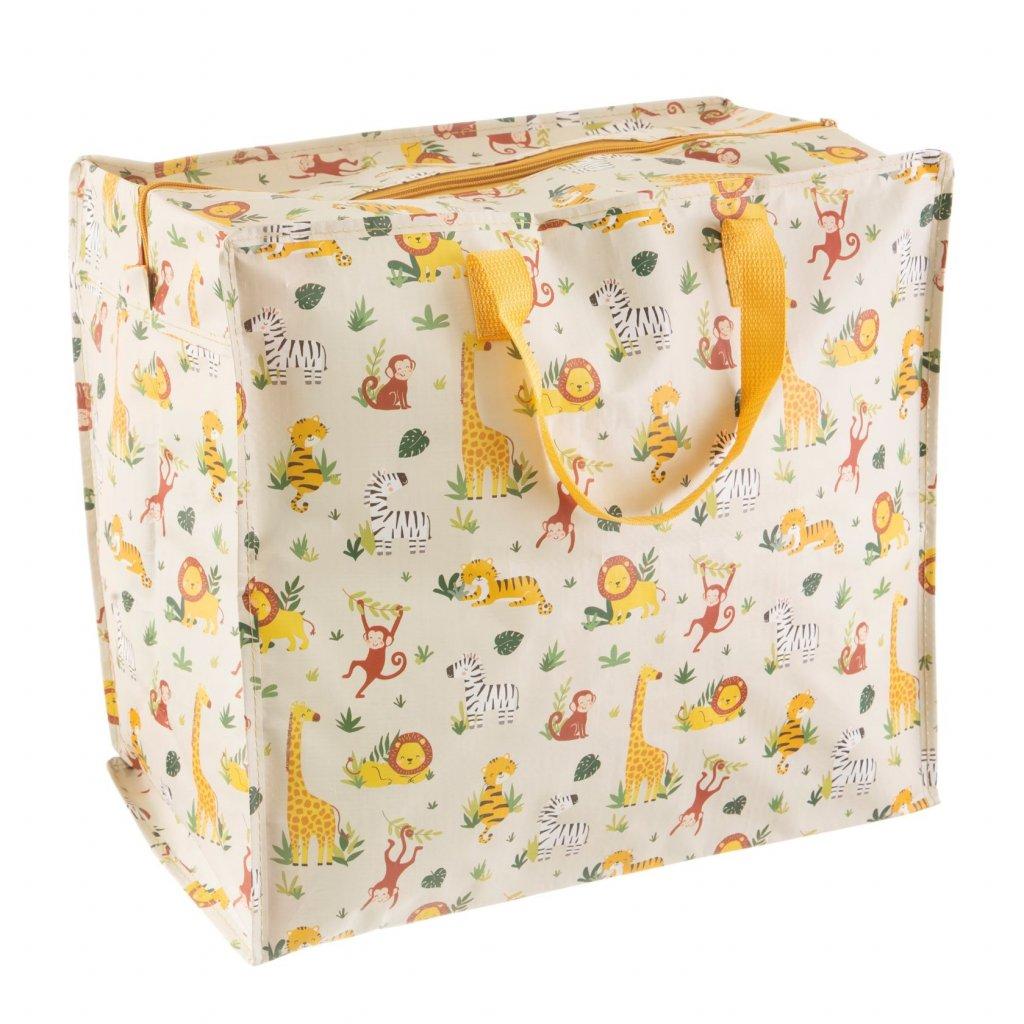 TOTE095 A Savannah Safari Storage Bag