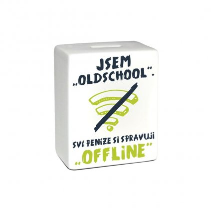 pokladnicka jsem old school sve penize si spravuji offline