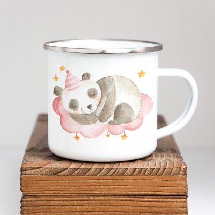 panda ruzova