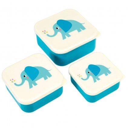 1833 3 1833 2 sada 3 svacinovych boxu se slony elvis the elephant