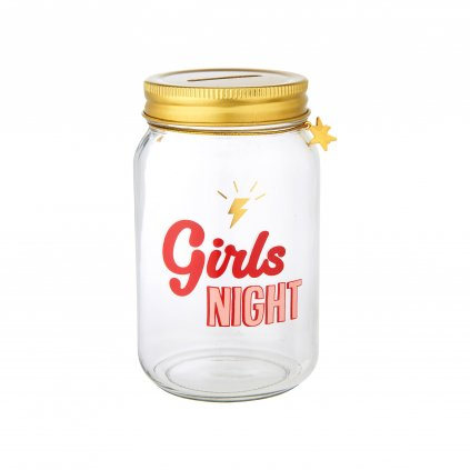 ARI040 A Girl Power Money Jar Girls Night