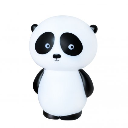 4832 3 4832 detske nocni led svetylko ve tvaru pandy presley the panda