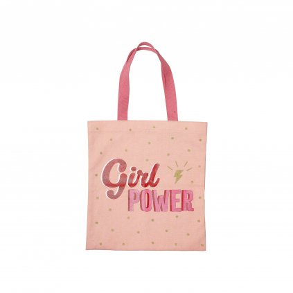 EVA067 A Girl Power Tote Bag