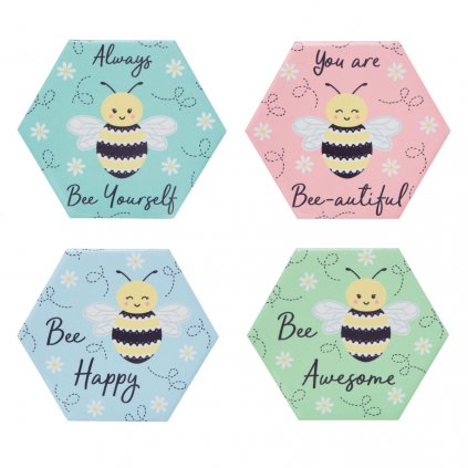 5060 10 xdc320 a queenbee coasters front