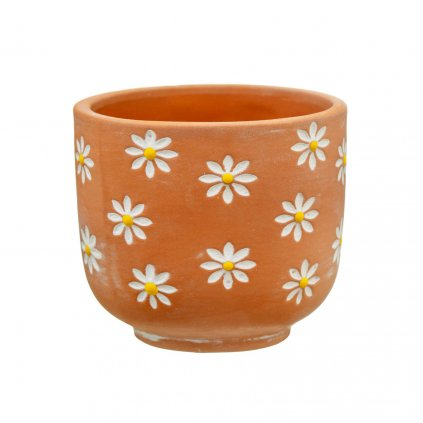 5654 1 ten023 mini mum terracotta planter a