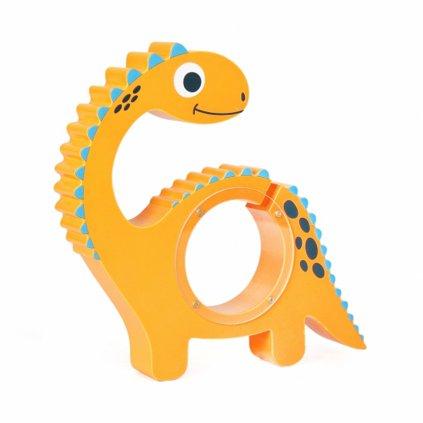 pokladnicka dinosaurus2