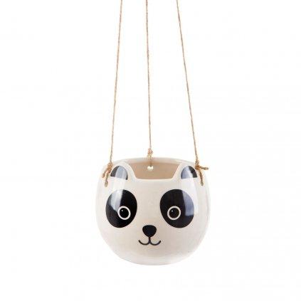 5921 2 xdc369 a panda hanging planter