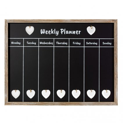 6524 1 heart587 ashley farmhouse weekly chalkboard planner