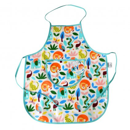 28917 wild wonders childrens apron