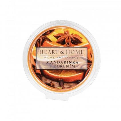 vonny vosk mandarinka s korenim