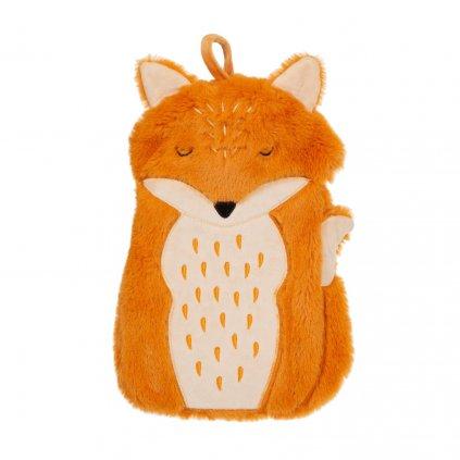 BRU013 A Finley Fox Hot Water Bottle