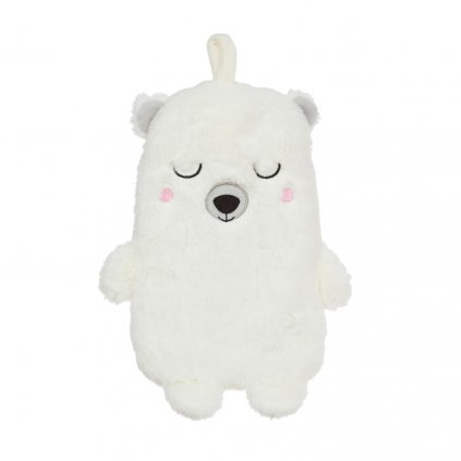 BRU014 A Nanook Polar Bear Hot Water Bottle