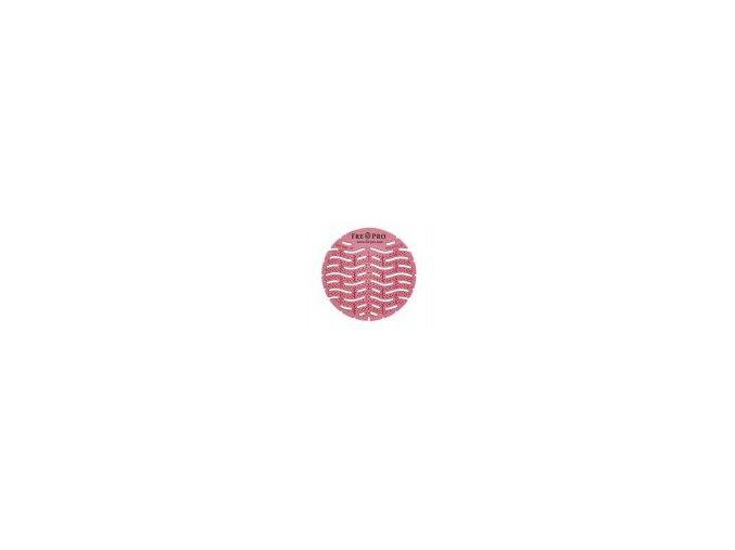 FRE-PRO Wave - vonné pisoárové sítko - purpurová - kořeněné jablko