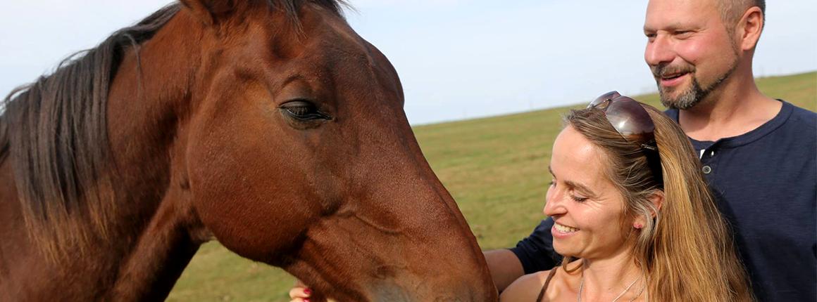 Domov pro koně - Patricie a Pavel